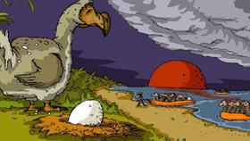 """Evropané jako """"blbouni nejapní"""". Česká karikatura roku reaguje na uprchlíky"""