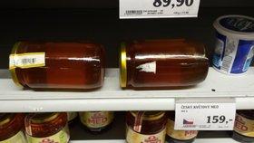 Inspekce odhalila 31 tun zakázaného medu s antibiotiky, na který upozornil Blesk