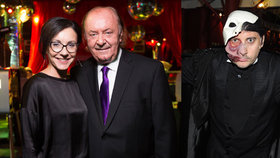 Fantom slavil Vánoce s vydavatelem Blesku: V obou je skryta síla