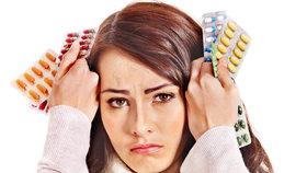 Růžovku, nebo paralen? Po jakém léku sáhnout při bolesti či při nachlazení?
