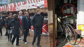 Ráj starých škvarků: Muž prodával na trzích 2 měsíce prošlé sádlo