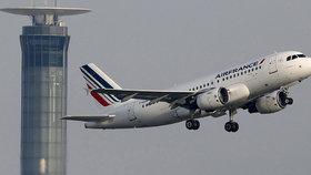 V Keni nouzově přistálo letadlo Air France, na toaletě se našel podezřelý balíček