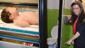 Servírka Míša z Havířova odrodila na záchodě zákaznici restaurace!