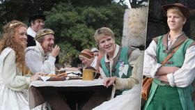 Při natáčení pohádky Tři bratři šlo Piškulovi v sedle o život! Zažil i sexuální harašení na place