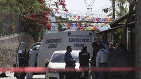 Brutální násilí a únosy: V Mexiku za rok zavraždili 175 politiků