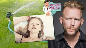 Sexuální poradna: Přítelkyně při sexu stříká! Je to ženská ejakulace?