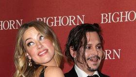 Velké gesto Amber Heard: Peníze z rozvodu s Deppem dá na charitu