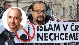 """Islamofoba Konvičku """"vylili"""" z Facebooku. Jeho smazání komentují odborníci"""