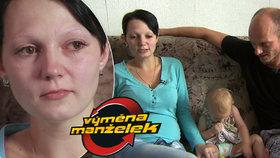 Těhotná Markéta (23) z Výměny manželek: Chtěla jít šlapat a místo dítěte psa!