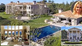 Britney Spears má nové bydlení: Vilka v Kalifornii ji stála víc než miliardu!
