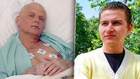 Bratr zavražděného špiona Litviněnka: Kreml Alexandra nezabil, to spíš Londýn