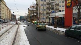 Četné uzavírky komplikují dopravu v Praze. Koněvova se proto opraví až za dva týdny