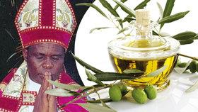 Kazatel prodával zázračný lék na rakovinu a AIDS: Byl to olivový olej ze supermarketu