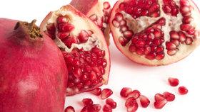 Šťáva z granátových jablek zvyšuje u mužů libido!
