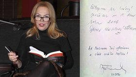 Dagmar Havlová (62) čtyři roky po smrti manžela Václava: Používá jiné příjmení!