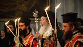 Poprvé po více než tisíci letech: Hlavy pravoslavných církví se sjedou do Řecka