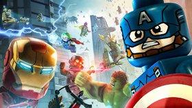 Když se i superhrdinové rozloží: Recenze LEGO Marvel's Avengers