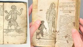 Je libo starožitné prasečinky? Do aukce jde sexuální manuál ze 17. století