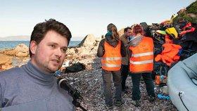 """Jsou uprchlíci po zuby ozbrojení? """"Leda pilníky a jehlami,"""" tvrdí dobrovolníci"""