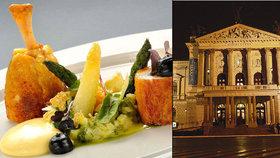 Mňamka pro elitu: Jaké jsou největší lahůdky Plesu v Opeře?