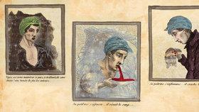 Z masturbace budete zvracet krev! Plakáty z 19. století varovaly před samohanou