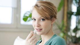 Pro sametové polibky: Balzámy na rty, které musíte mít!