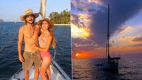Australská kráska se vydala na plavbu kolem světa: S mužem, kterého zná jen pár dní!
