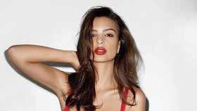 Emily Ratajkowski: Modelka, která se nebojí nahoty