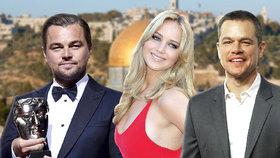 Izrael pozval oscarové celebrity na dovolenou: Nadělil jim pobyty za skoro 40 milionů!