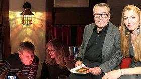 84. narozeniny Miloše Formana: Jeho dům zaplnily hollywoodské hvězdy!