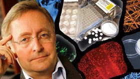 Češi pěstují z nanovláken lidskou tkáň. V budoucnu chtějí i celé kusy lidí