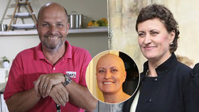 Manželka Zdeňka Pohlreicha byla prohlášena za zdravou! Na mrchu rakovinu má recept