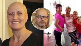 Manželka Zdeňka Pohlreicha: Drží hladovku kvůli rakovině!