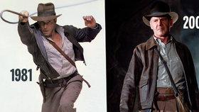 Harrison Ford se vrátí popáté jako Indiana Jones: Do kin přijde film v roce 2019