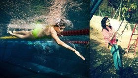 Uprchlice dotáhla loď plnou migrantů k břehu, teď míří jako plavkyně na olympiádu