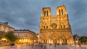 Chtěly vyhodit Notre-Dame do povětří. Pětici džihádistek hrozí doživotí