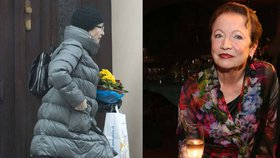 Hana Maciuchová bojuje s rakovinou: 1. foto po návratu z nemocnice