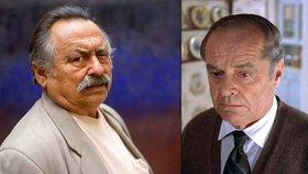 Jack Nicholson smutní: Zemřel jeho kamarád Jim Harrison, autor Legend o vášni