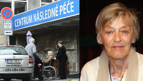 Herečka Luba Skořepová (92): Strašné zprávy z nemocnice! Modlí se za svou smrt