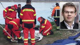 Poradce premiéra Roberta Fica je nezvěstný! Převrhl se s ním člun na Dunaji