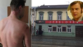Servírka z Libně viděla útok na hvězdu z Vyprávěj: Podali si ho až venku!