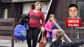 Komentář: Uprchlíci jen zneužili Česko. V cestě za BMW a nešizeným chlebem