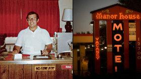 Motel hrůzy v USA: Majitel skoro 30 let šmíroval své hosty! Byl i svědkem vraždy