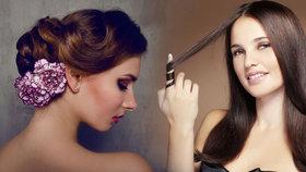 Domácí masky pro krásné vlasy: Probuďte po mrazivé zimě svou hřívu!