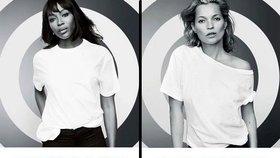 Kate Moss a Naomi Campbell ve stejné kampani po 20 letech