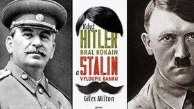 Recenze: Kniha kuriozit z historie prozradí, proč bral Hitler kokain a jak zemřel Stalin