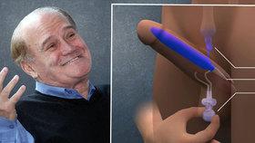 V 72 letech mám erekci díky implantátu a užívám si jako Berlusconi, pochvaluje si pacient, kterého operovali v Česku