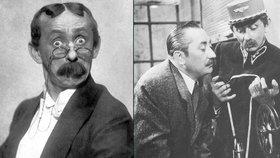 125 let od narození Vlasty Buriana: Za filmy dostával 10x víc než Mandlová, Baarová nebo Gollová