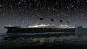 Zkáza Titanicu minutu po minutě: Pozoruhodné video ukazuje, jak to bylo doopravdy
