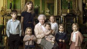 Alžběta II. bude pošesté prababičkou: Od koho se dočká dalšího pravnoučete?